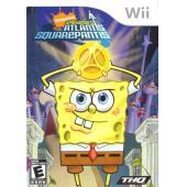 THQ SpongeBob Atlantis Squarepants (Wii)