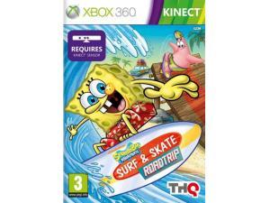 SpongeBob Surf & Skate Roadtrip (Xbox 360) THQ