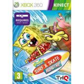 THQ SpongeBob Surf & Skate Roadtrip (Xbox 360)