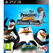THQ The Penguins of Madagascar PS3