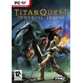THQ Titan Quest: Immortal Throne (PC)