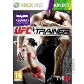 THQ UFC Personal Trainer Xbox 360