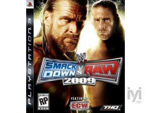 WWE SmackDown vs Raw 2009 (PS3) THQ