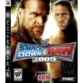 THQ WWE SmackDown vs Raw 2009 (PS3)