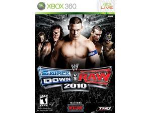 WWE SmackDown vs Raw 2010 (Xbox 360) THQ