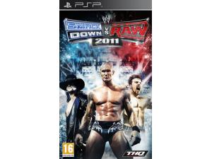 WWE SmackDown vs RAW 2011 (PSP) THQ