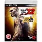 THQ WWE Smackdown vs Raw 2012 PS3