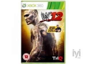 WWE Smackdown vs Raw 2012 Xbox 360 THQ