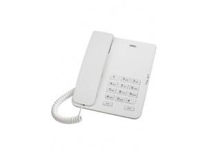 Karel TM140 Analog Telefon Beyaz