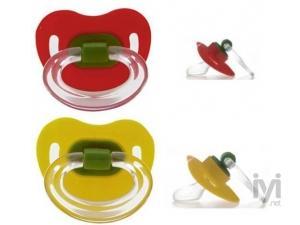 0 BPA Damakli Silikon Emzik 0-3 ay Tombik