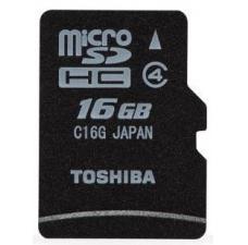 MicroSDHC 16GB Toshiba