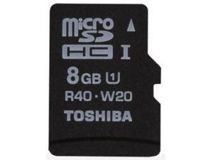 MicroSDHC 8GB Toshiba