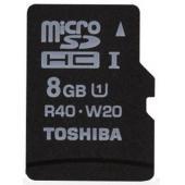 Toshiba MicroSDHC 8GB