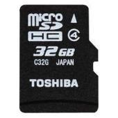 Toshiba SD-C32GJ-BL5A 32GB