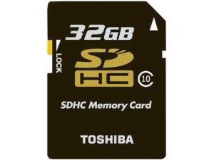 SDHC 32GB Class 10 Toshiba