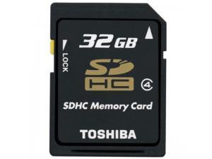 SDHC 32GB Class 4 Toshiba