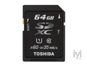 SDXC 64GB Class 10 Toshiba