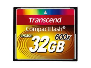 Compact Flash 32GB 600X (CF) Transcend