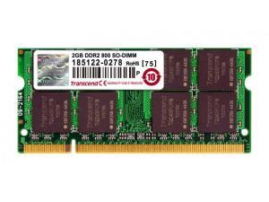 JetRAM 2GB DDR2 800MHz JM800QSU-2G Transcend