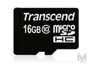 microSDHC 16GB Class 10 TS16GUSDHC10 Transcend