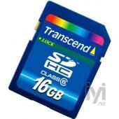 Transcend SDHC 16GB
