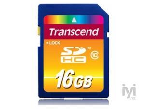 SDHC 16GB Class 10 Transcend