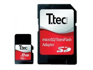 MicroSD 4GB Ttec Plus