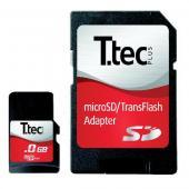 Ttec Plus MicroSD 4GB
