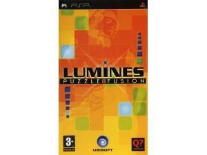 Lumines Puzzle Fusion (PSP) Ubisoft