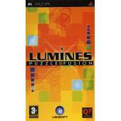 Ubisoft Lumines Puzzle Fusion (PSP)