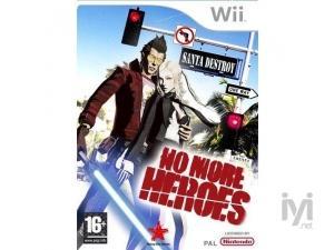 No More Heroes (Nintendo Wii) Ubisoft