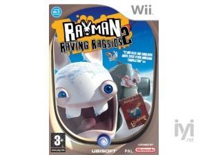 Rayman Raving Rabbids 2. (Nintendo Wii) Ubisoft
