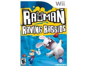 Rayman Raving Rabbids (Nintendo Wii) Ubisoft