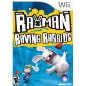 Ubisoft Rayman Raving Rabbids (Nintendo Wii)