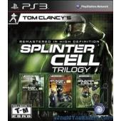Ubisoft Tom Clancy's Splinter Cell Trilogy (PS3)