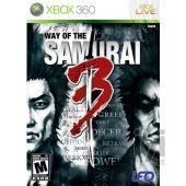 Ufo Way of the Samurai 3. (Xbox 360)