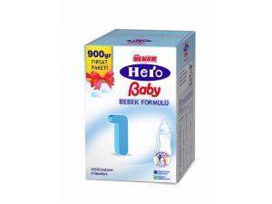 900 Gr Biberon Maması 1 Ülker Hero Baby