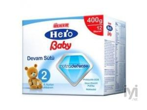 Hero Baby Nutradefense Devam Sütü 2 400 Gr Ülker Hero Baby