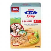 Ülker Hero Baby Hero Baby Sütlü Meyveli 8 Tahıllı 500 Gr