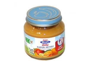 Karışık Meyve Maması 125 gr Ülker Hero Baby
