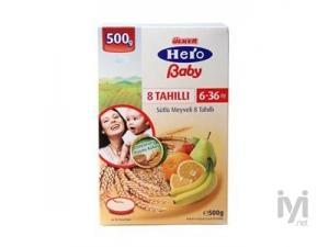 Ülker Hero Baby Meyveli 8 Tahıllı 500 Gr