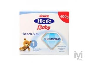 Nutradefense 1 Devam Sütü 400 Gr Ülker Hero Baby