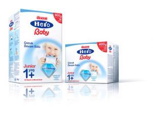 Ülker Hero Baby Nutradefense Devam Sütü 3 400 Gr