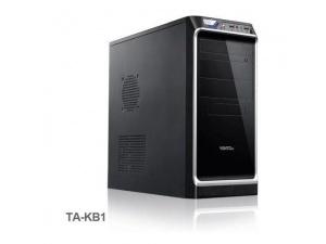 Vento Ta-Kb1 Atx Siyah/Gümüş Kasa 450W