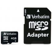 Verbatim microSDHC 4GB
