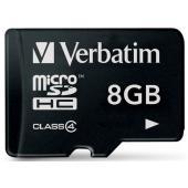 Verbatim microSDHC 8GB