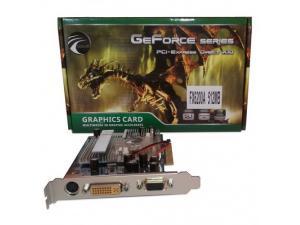 GF FX6200 512MB 64bit DDR2 AGP Volar