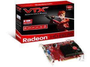 HD6670 1GB 128bit DDR3 Vtx3D