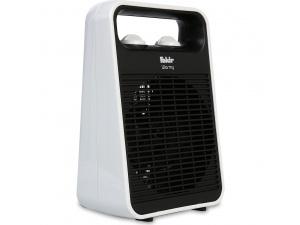 Fakir Warmy 2000W Gri Elektrikli Fanlı Isıtıcı
