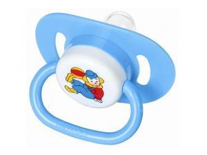 Baby Silikon Oval Emzik (0-6 ay) Weewell